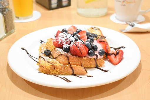 crunch berry french toast